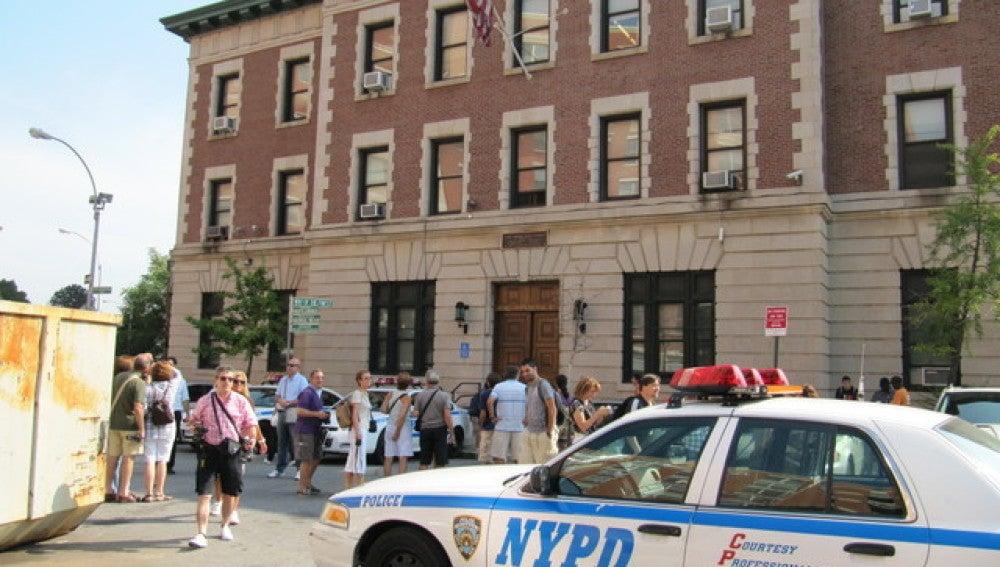 Comisaría de El Bronx
