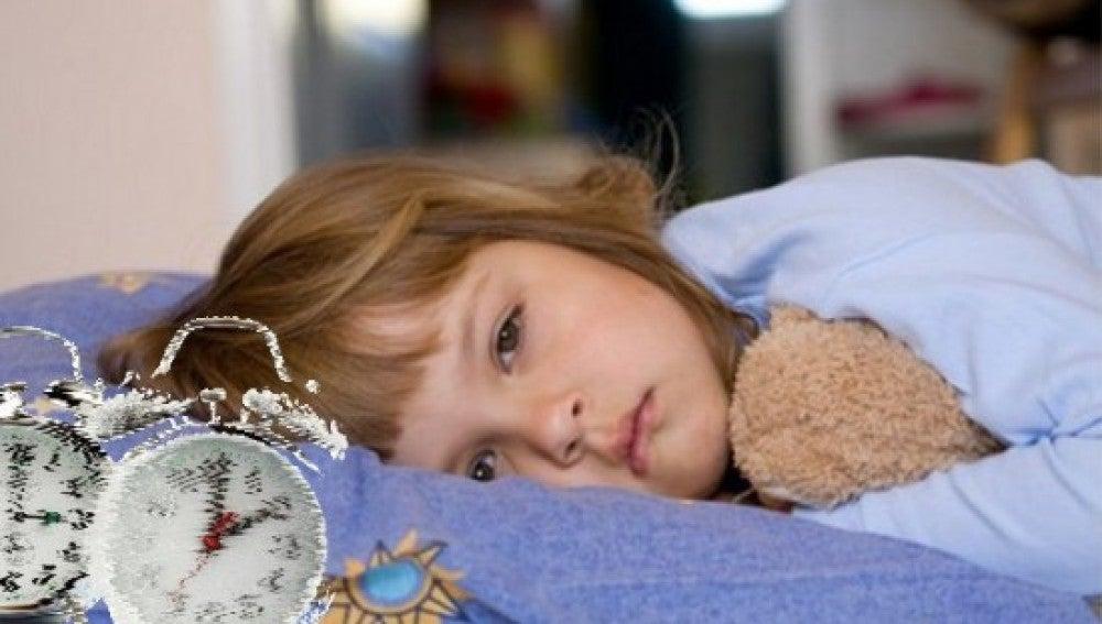 Los niños se ven más afectados por el cambio horario