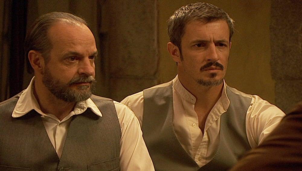 ¿Tienen algo que ver Alfonso y Raimundo con la muerte de Pepa?