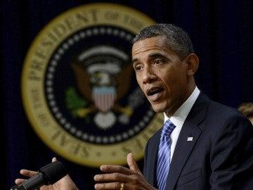 Obama empatiza con el sufrimiento español