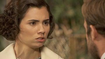 Fuerte discusión entre Fernando y María