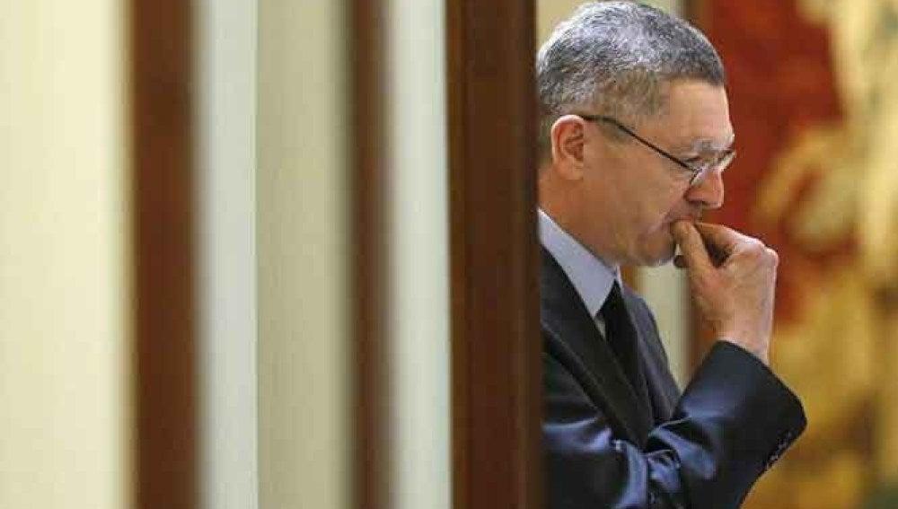 El ministro Alberto Ruíz-Gallardón