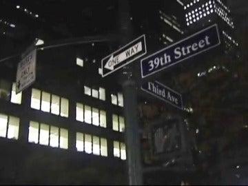 Calle 39 en Manhattan