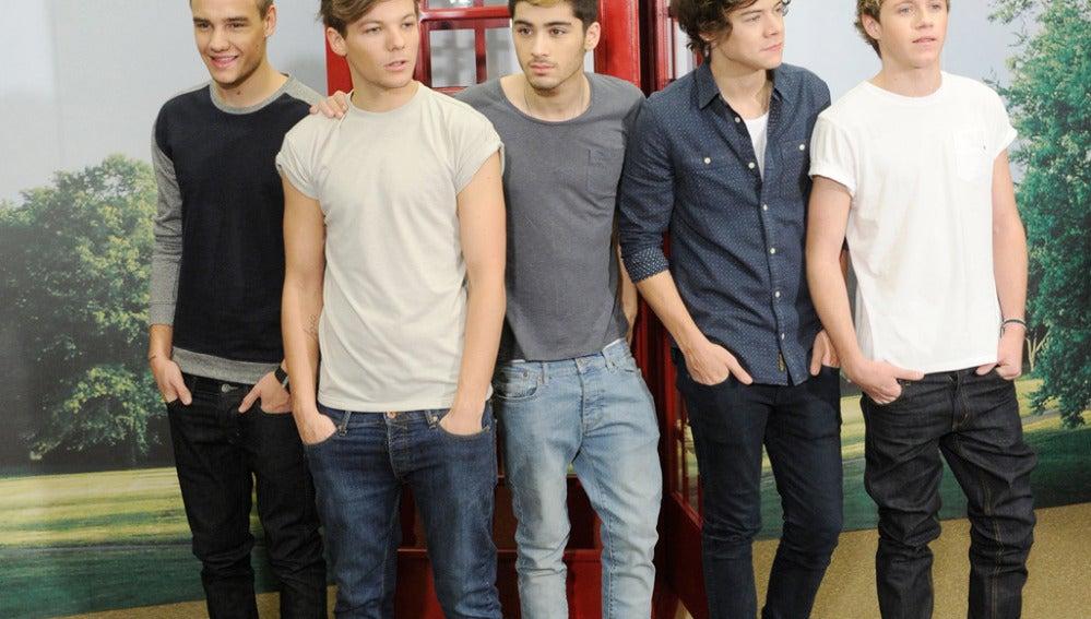 ¿Quieres ir a ver al concierto de One Direction en España?