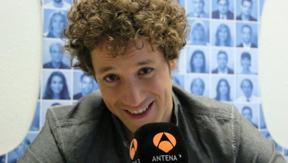 Entrevista personal con Daniel Diges