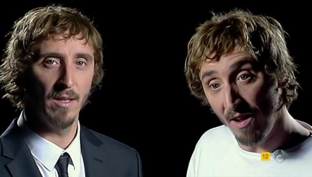 Roberto y Burbuja