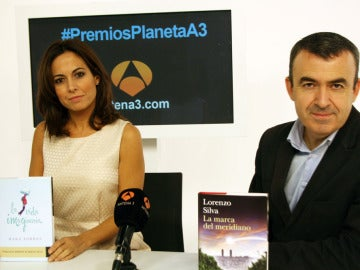 Lorenzo Silva y Mara Torres