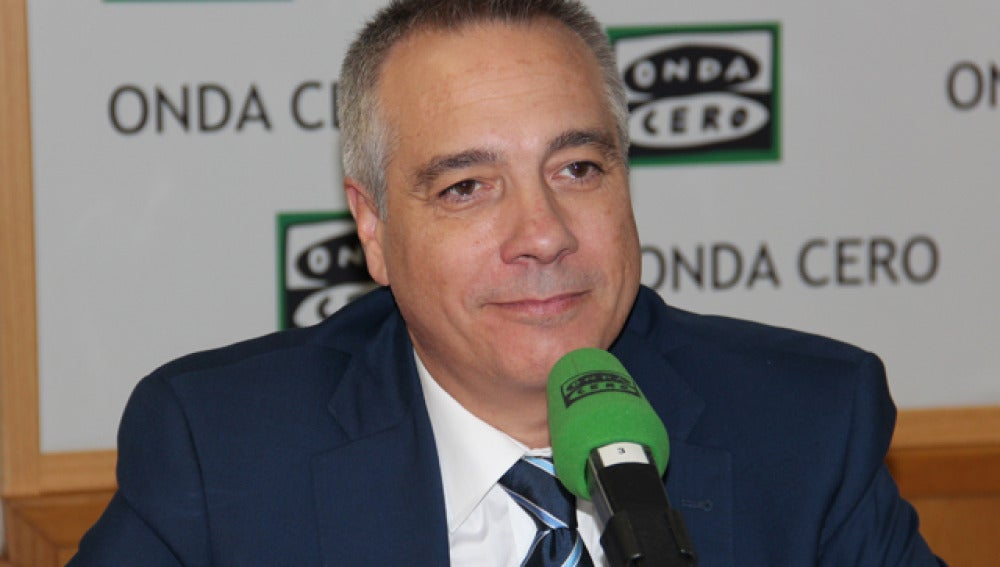 Pere Navarro en Onda Cero