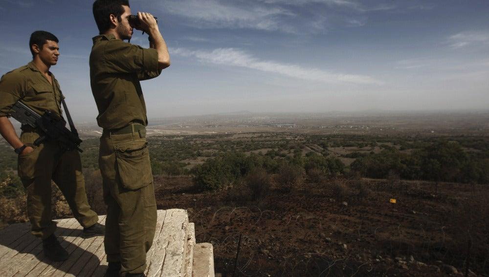 Tensión en los Altos del Golán entre Israel y Siria