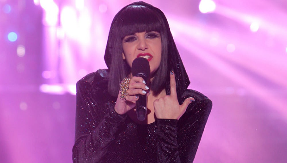 Roko imita a Jessie J