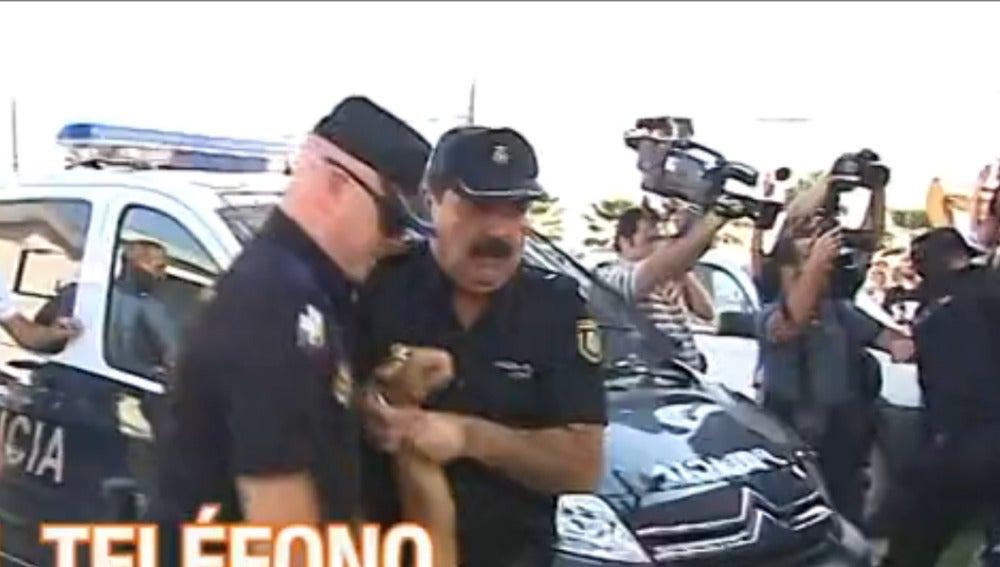 Policía Desahucios