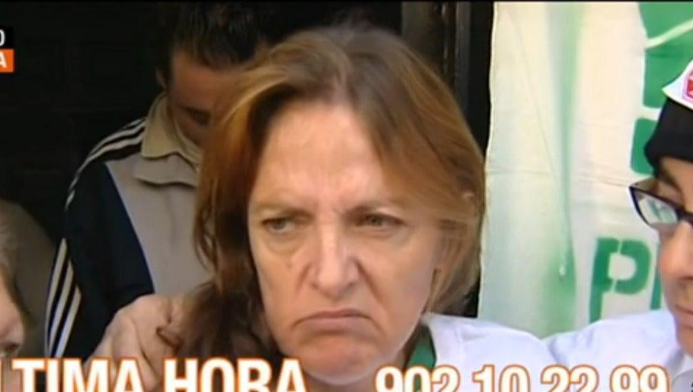 Desahucio de Málaga