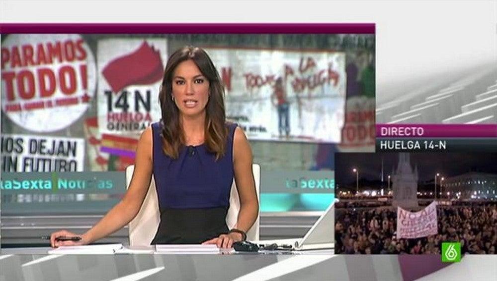 El día en titulares (14-11-2012)
