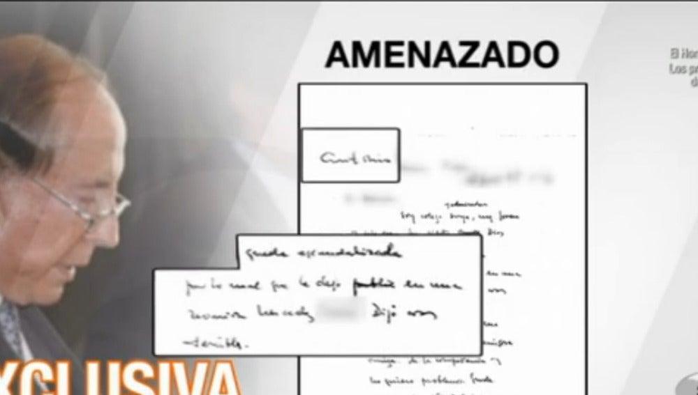 Cartas de Ruiz Mateos