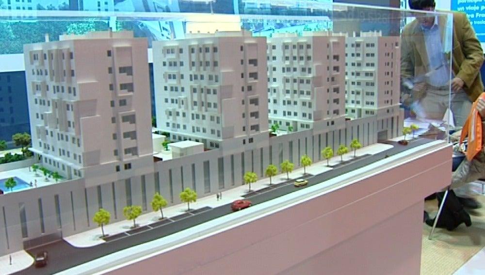 Bajan los precios de los pisos por la subida del IVA