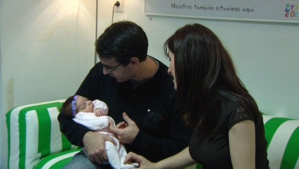 Uno de cada diez recién nacidos es prematuro
