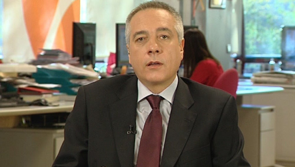 Pere Navarro en Espejo Público
