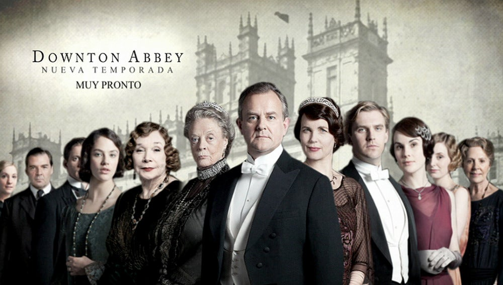 OBJETIVO TV ANTENA 3 TV | \'Downton Abbey\' tendrá una cuarta ...