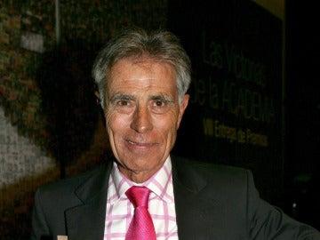El periodista Jesús Hermida