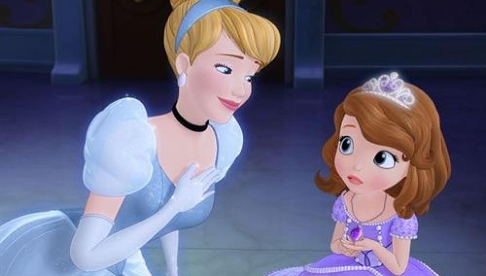 Sofia, princesa de Disney
