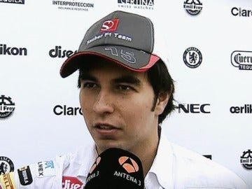 Pérez apuesta por Alonso