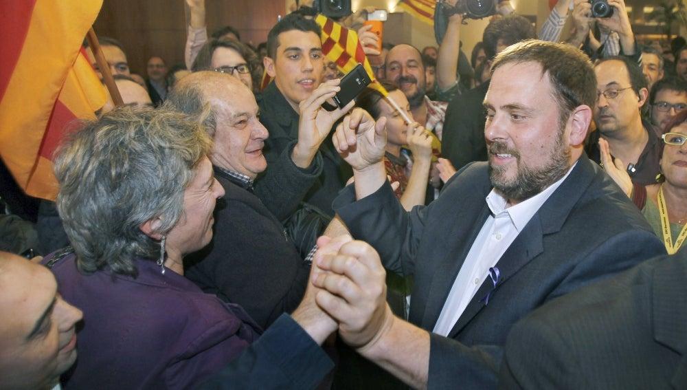 Oriol Junqueras, de ERC