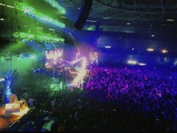 Fiesta de Halloween en el Madrid Arena