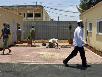 Asentamientos en Israel
