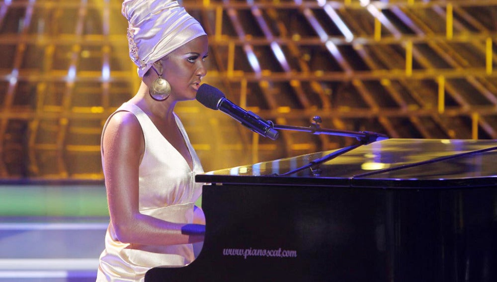 Roko es Nina Simone