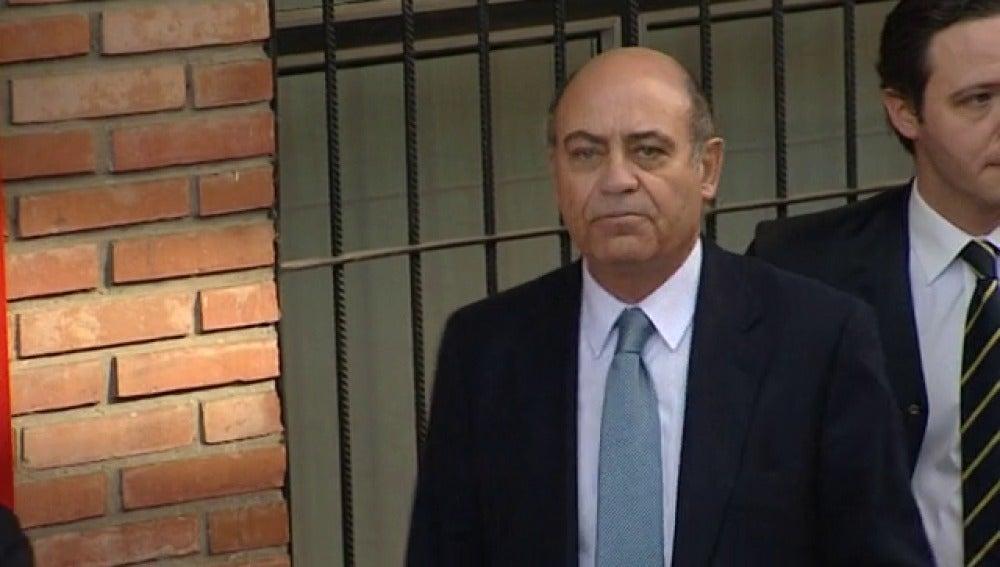 A Díaz Ferran, la declaración de la renda de 2011 le salió a devolver