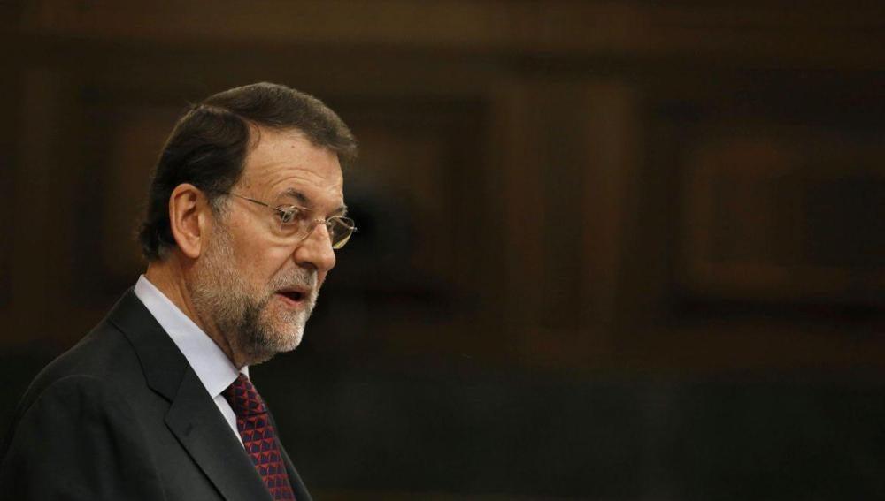 Rajoy en el Congreso (Archivo)