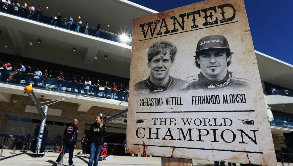 Duelo entre Alonso y Vettel esta temporada