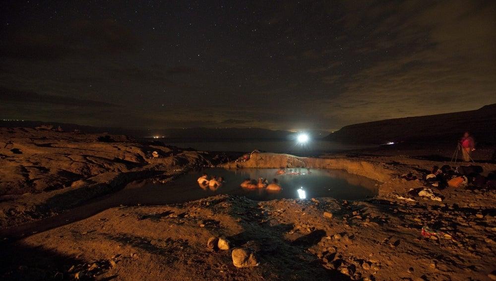 Lluvia de meteoros (14-12-2012)