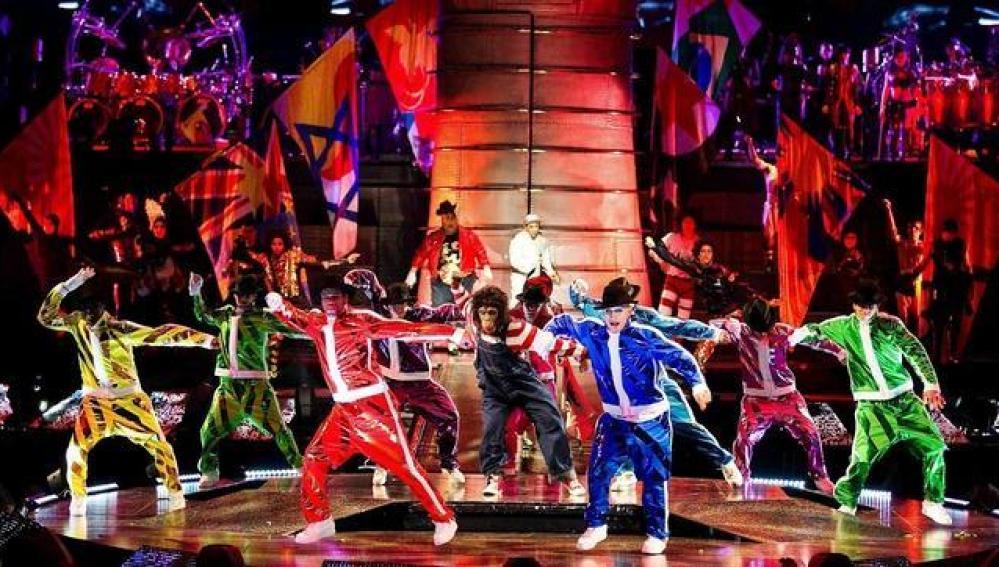 'The Inmortal Tour', en el Circo del Sol
