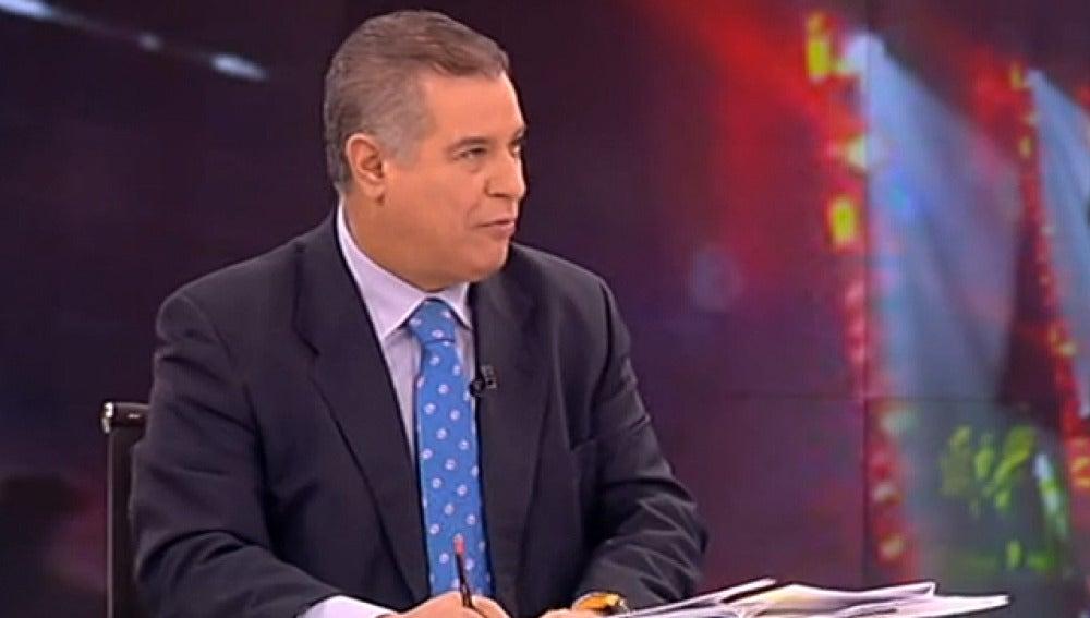 El doctor Beltrán, en el informativo de Antena 3