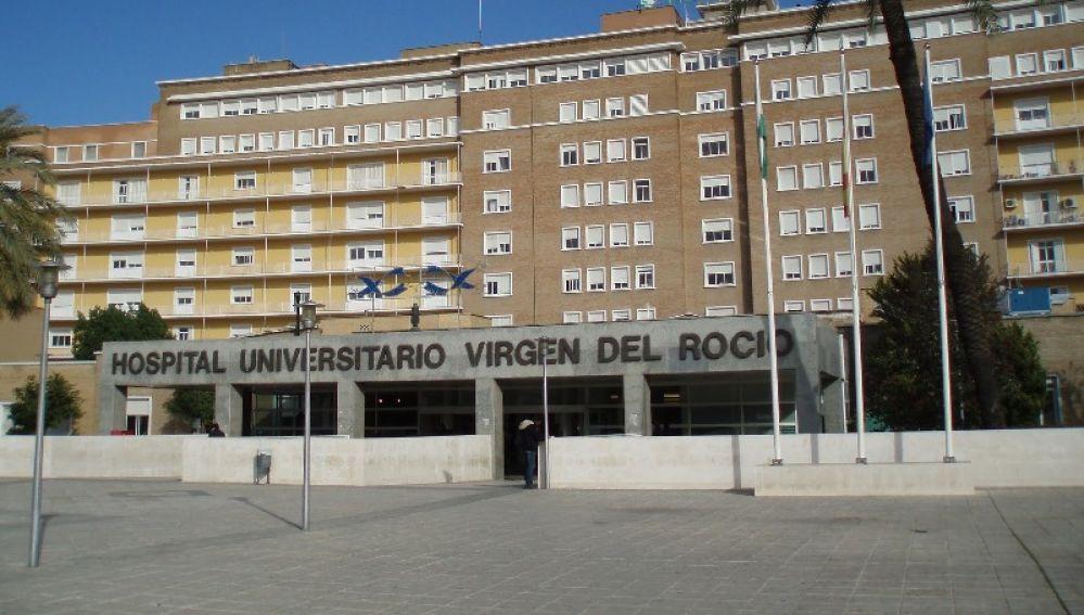 Hospital universitario Virgen del Rocío de Sevilla