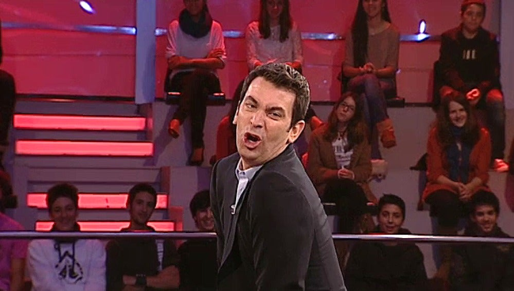 Arturo Valls en Ahora caigo