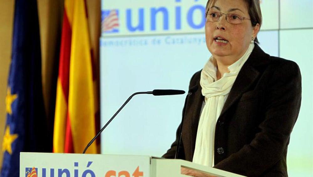 Marta Llorens, de Unió