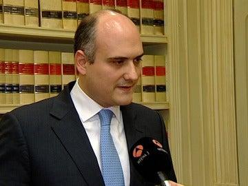 El abogado de Ángel Carromero, Jpsé María Viñals