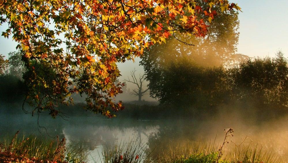 Una tarde de otoño