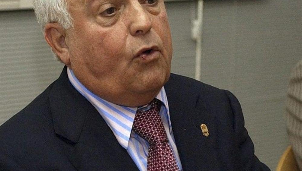 """José Luis Baltar solicita la """"suspensión temporal de militancia"""" en el PP"""
