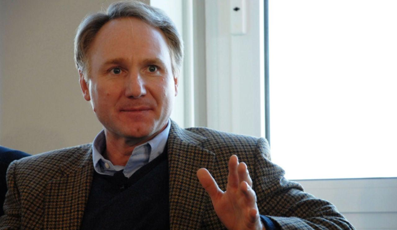 Dan Brown en una imagen de archivo.