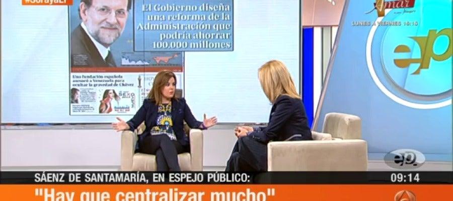 Antena 3 tv 39 espejo p blico 39 l der de la ma ana 19 1 de share - Espejo publico hoy ...