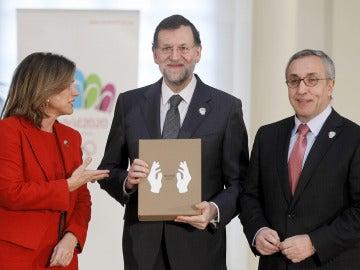 Mariano Rajoy defiende la candidatura de Madrid 2020