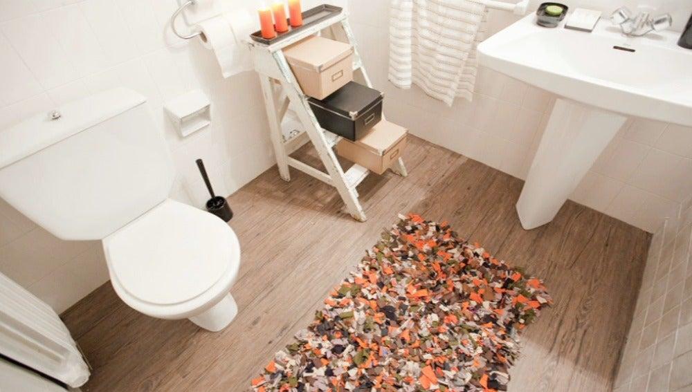 Un cuarto de baño totalmente renovado