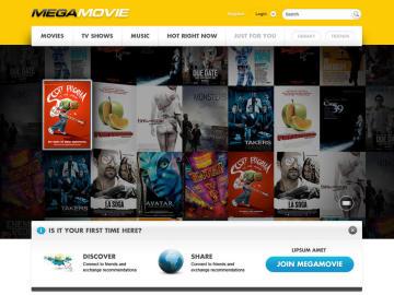 Mega, el nuevo sitio de almacenamiento web de Kim Dotcom