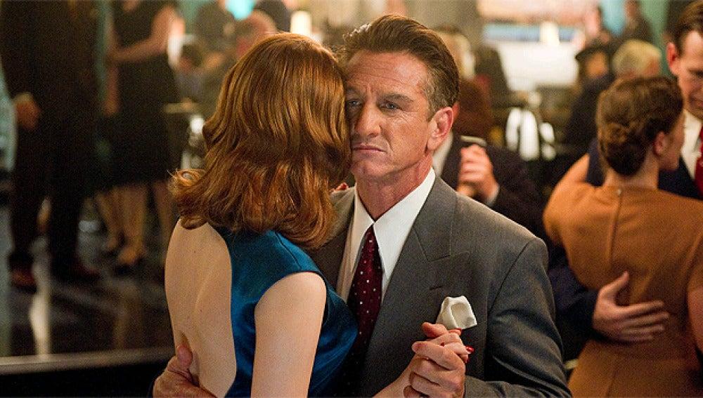 Sean Penn es 'Mickey Cohen'