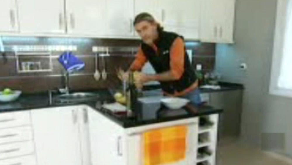 Isleta para cocina