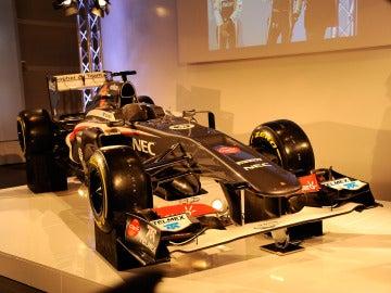 El nuevo Sauber C32