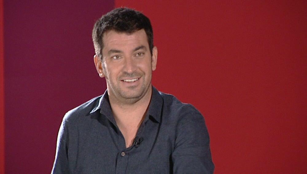 Para Javier Herrero el ganador de 'Tu cara me suena' es Arturo Valls